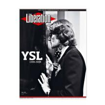 Les Unes de Libé : YSL