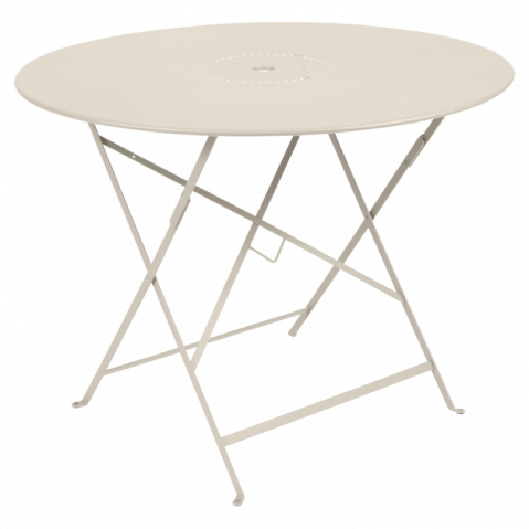Table pliante FLORÉAL de Fermob D.96 lin