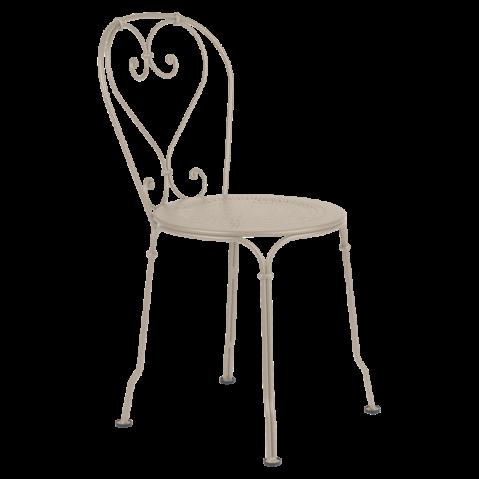 Chaise 1900 de Fermob, Muscade