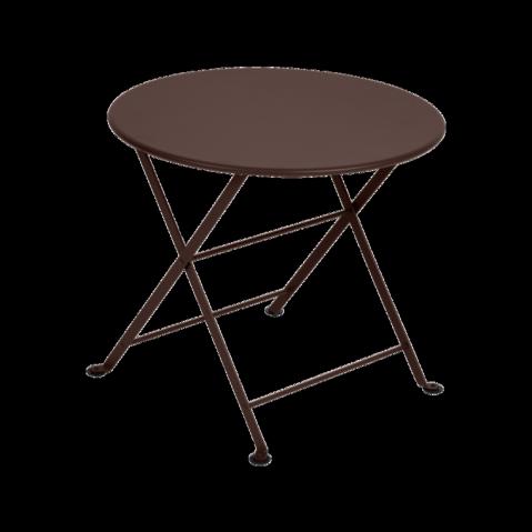 Table basse Enfant TOM POUCE de Fermob rouille