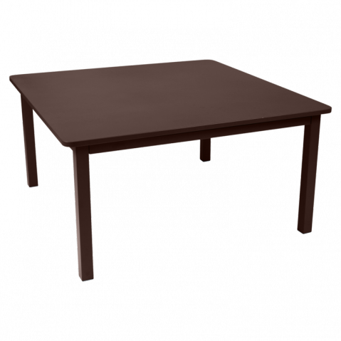 Table CRAFT de Fermob rouille