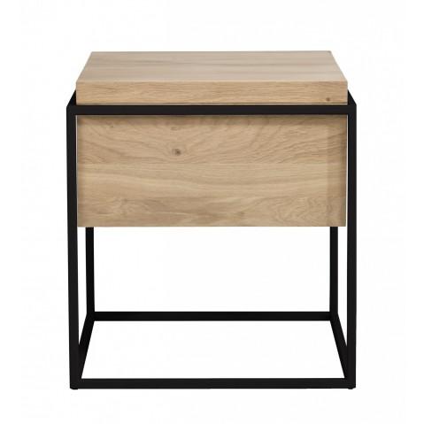 Table d'appoint MONOLIT d'Ethnicraft, 3 tailles, 2 coloris