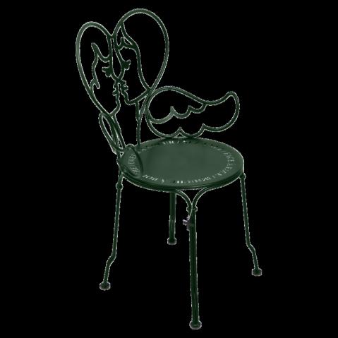 Chaise ANGE de Fermob cèdre