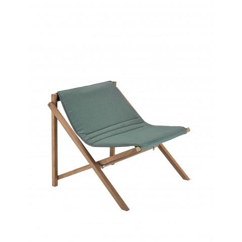 Chaise lounge AITO de Skagerak, 2 coloris