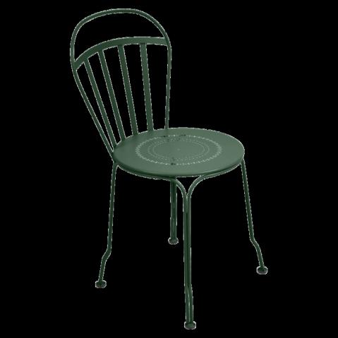 Chaise LOUVRE de Fermob cèdre