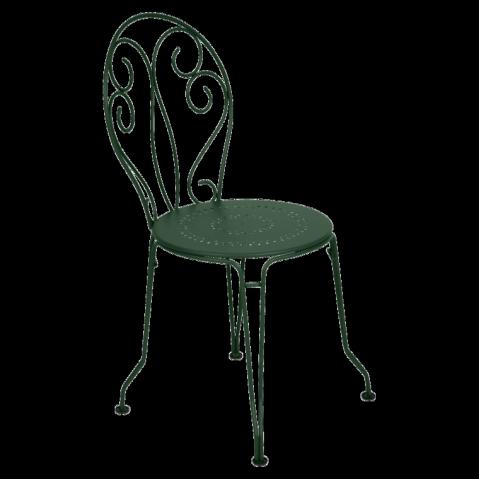 Chaise MONTMARTRE de Fermob cèdre
