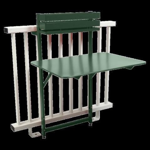 Table balcon BISTRO de Fermob, Cèdre