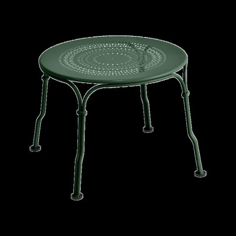 Table basse 1900 de Fermob, Cèdre
