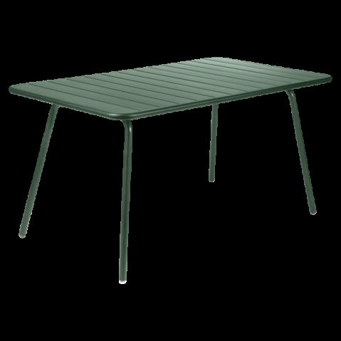 Table LUXEMBOURG de Fermob cèdre