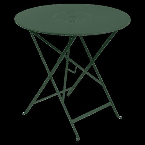 Table pliante FLORÉAL de Fermob D.77 cèdre