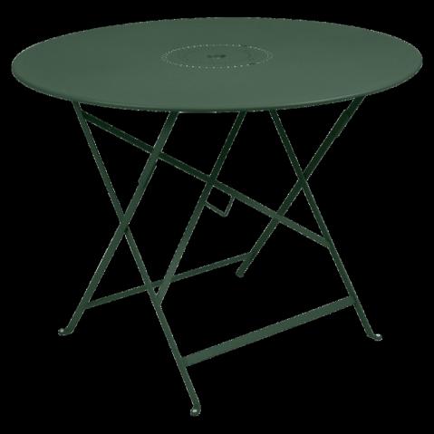 Table pliante FLORÉAL de Fermob D.96 cèdre