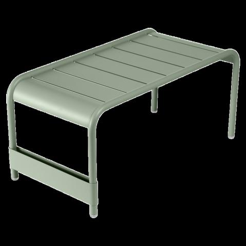 Grande table basse LUXEMBOURG de Fermob, 23 coloris