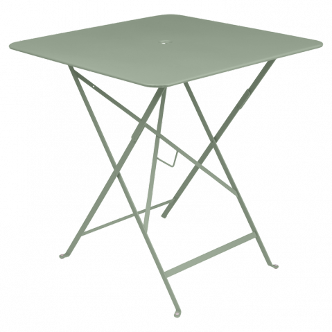 Table carrée BISTRO 71x71 Cactus de Fermob