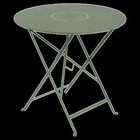 Table pliante FLORÉAL de Fermob D.77 Cactus