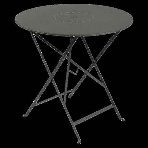 Table pliante FLORÉAL de Fermob D.77 Romarin