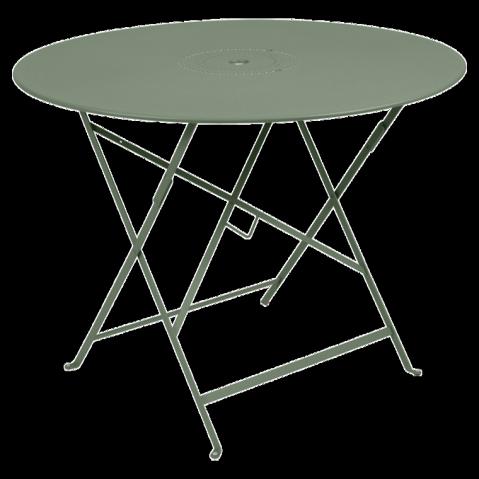 Table pliante FLORÉAL de Fermob D.96 Cactus