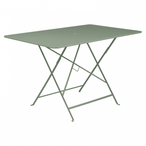 Table rectangulaire 117 x 77 cm BISTRO de Fermob, Cactus