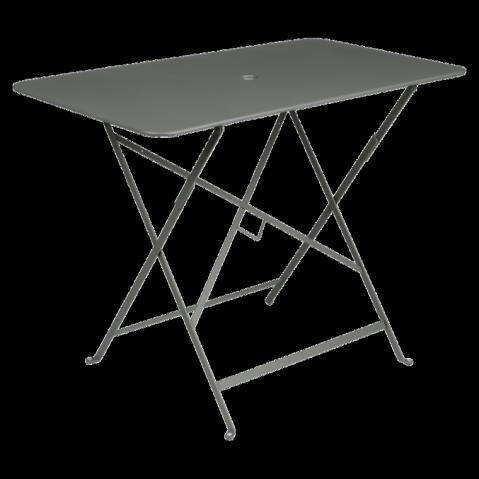 Table rectangulaire 97 x 57 cm BISTRO de Fermob, Romarin