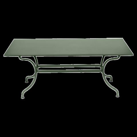Table ROMANE 180 cm de Fermob Cactus