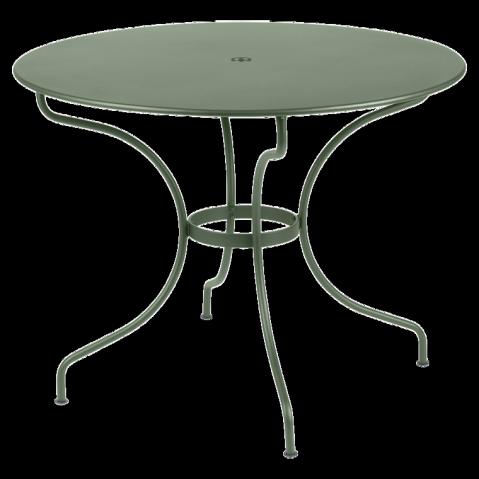 Table ronde D.96 OPÉRA de Fermob Cactus
