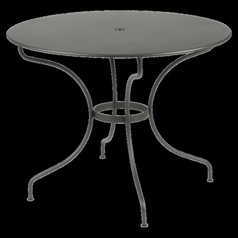 Table ronde D.96 OPÉRA de Fermob Romarin