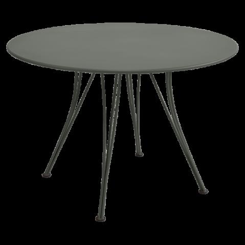 Table ronde RENDEZ-VOUS de Fermob Romarin