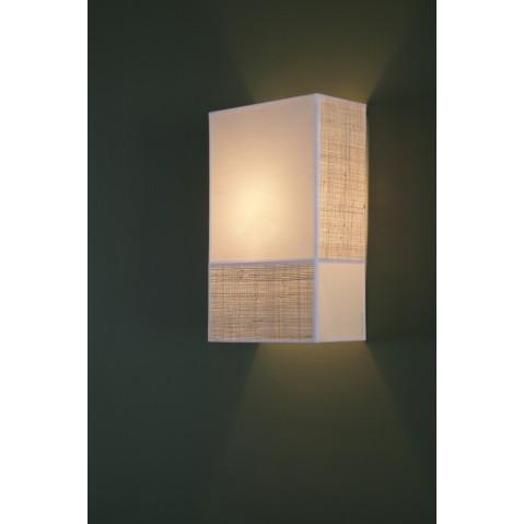 applique celeste l21 p12 h36 de sarah lavoine ecru et blanc. Black Bedroom Furniture Sets. Home Design Ideas