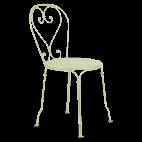 Chaise 1900 de Fermob tilleul