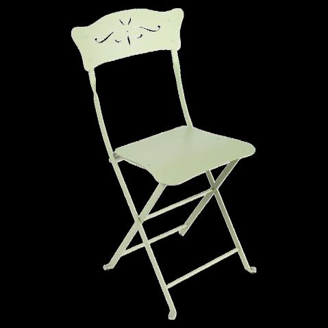 Chaise BAGATELLE de Fermob tilleul