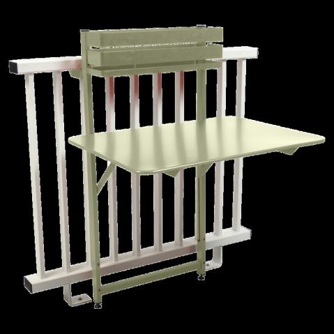 Table balcon BISTRO de Fermob, Tilleul