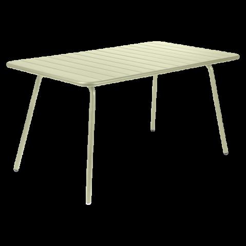 Table LUXEMBOURG de Fermob, Tilleul
