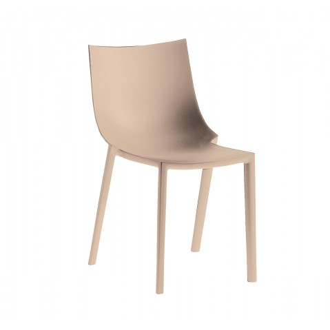 Chaise BO de Driade, 4 coloris