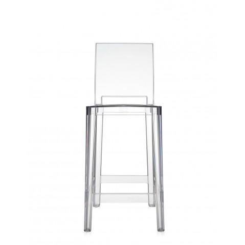 Tabouret ONE MORE PLEASE de Kartell, 2 tailles, 7 coloris