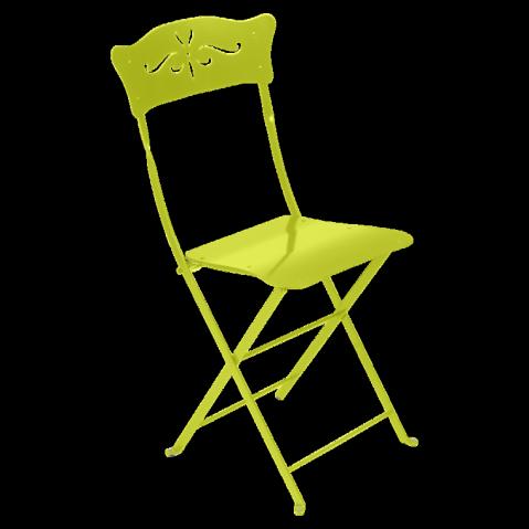 Chaise BAGATELLE de Fermob verveine