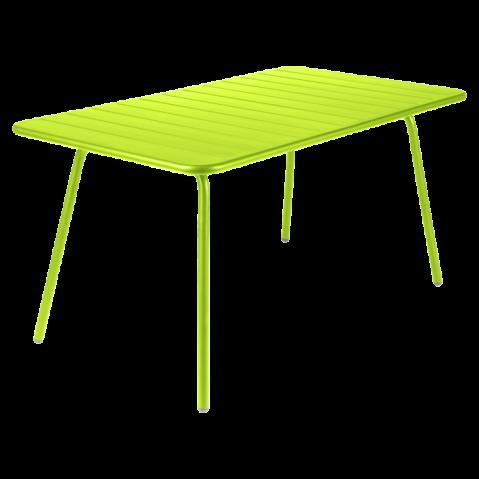Table LUXEMBOURG de Fermob, Verveine