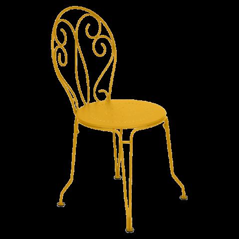 Chaise MONTMARTRE de Fermob, Miel