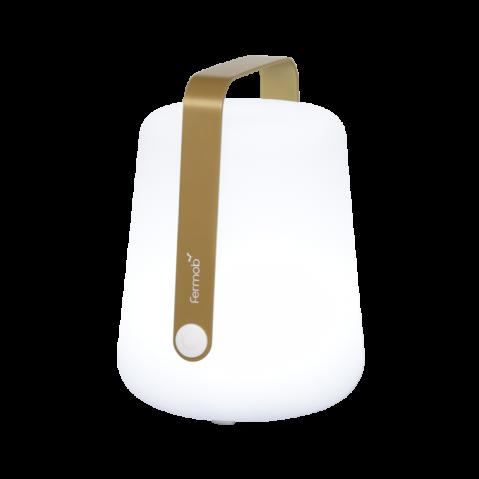 Grande lampe BALAD de Fermob, Gold fever