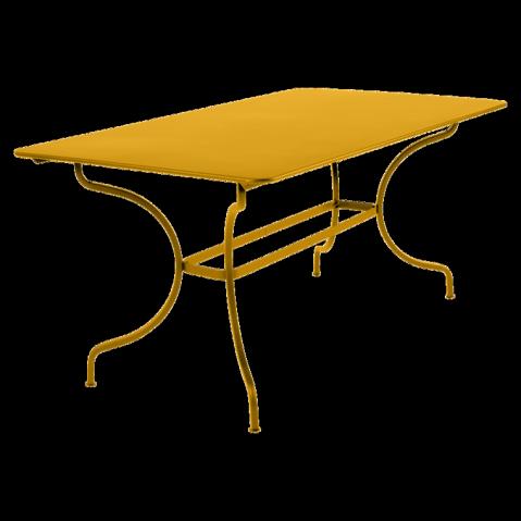 Table MANOSQUE de Fermob, Miel