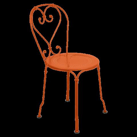 Chaise 1900 de Fermob carotte