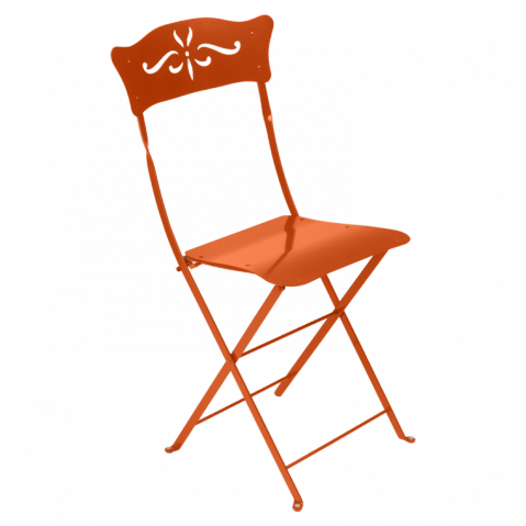 Chaise BAGATELLE de Fermob carotte