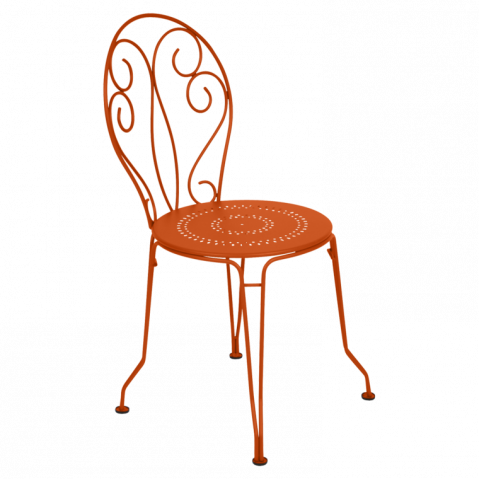 Chaise MONTMARTRE de Fermob carotte