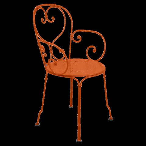 Fauteuil 1900 de Fermob carotte