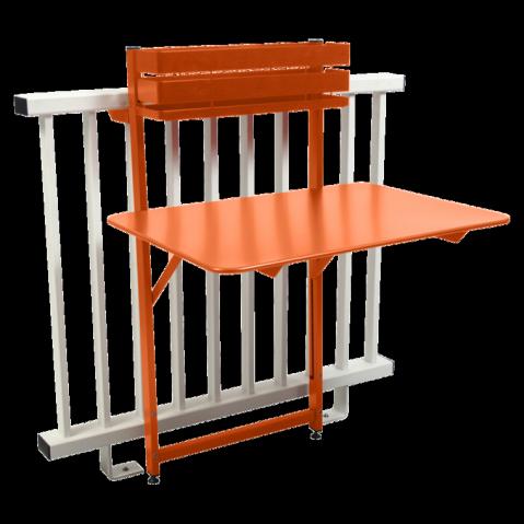 Table balcon BISTRO de Fermob, Carotte