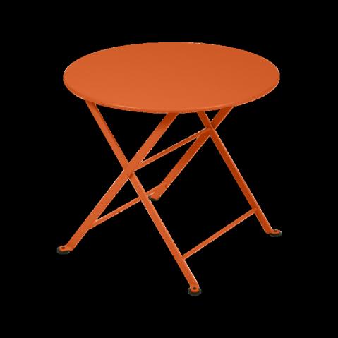 Table basse Enfant TOM POUCE de Fermob carotte
