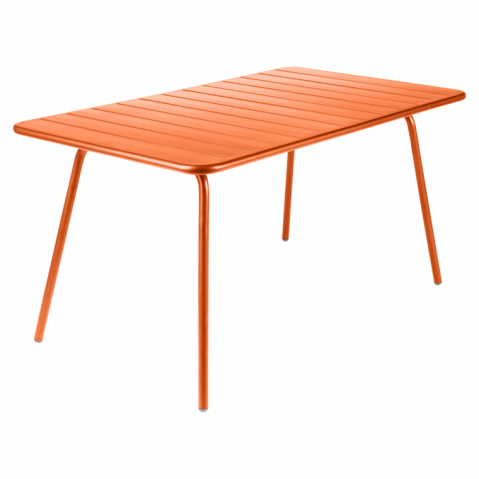 Table LUXEMBOURG de Fermob, Carotte