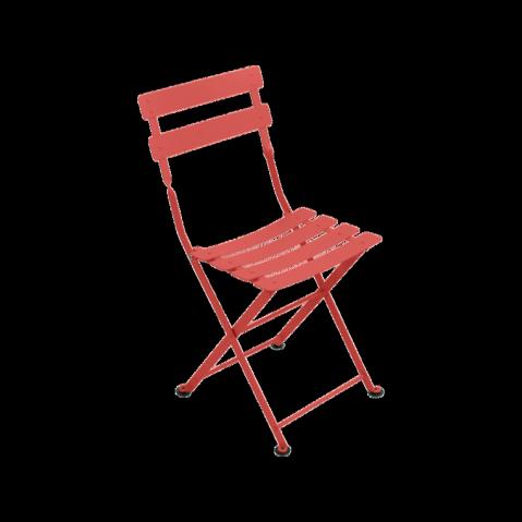 Chaise TOM POUCE de Fermob, Capucine