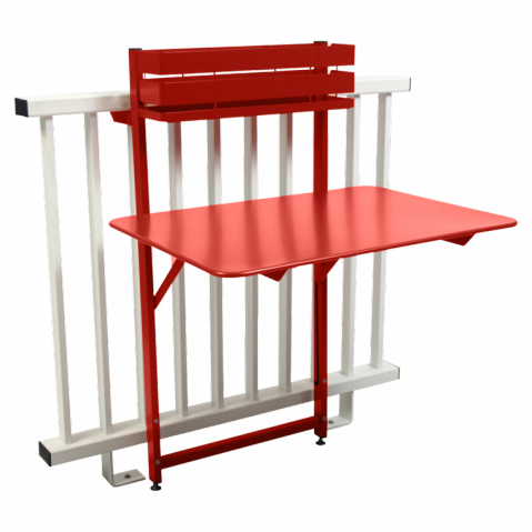 Table balcon BISTRO de Fermob, Capucine