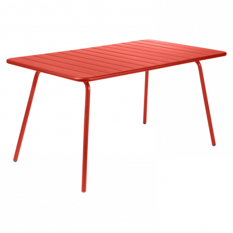 Table LUXEMBOURG  de Fermob, Capucine