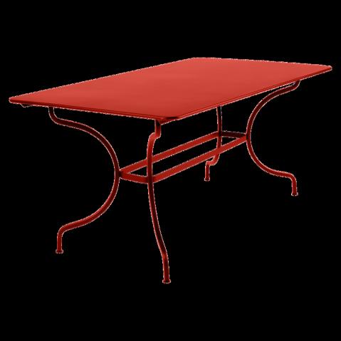 Table MANOSQUE de Fermob, Capucine