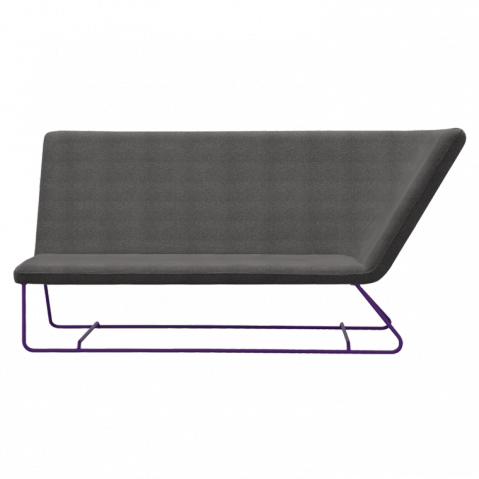 Méridienne ULTRASOFA de Fermob, 6 coloris